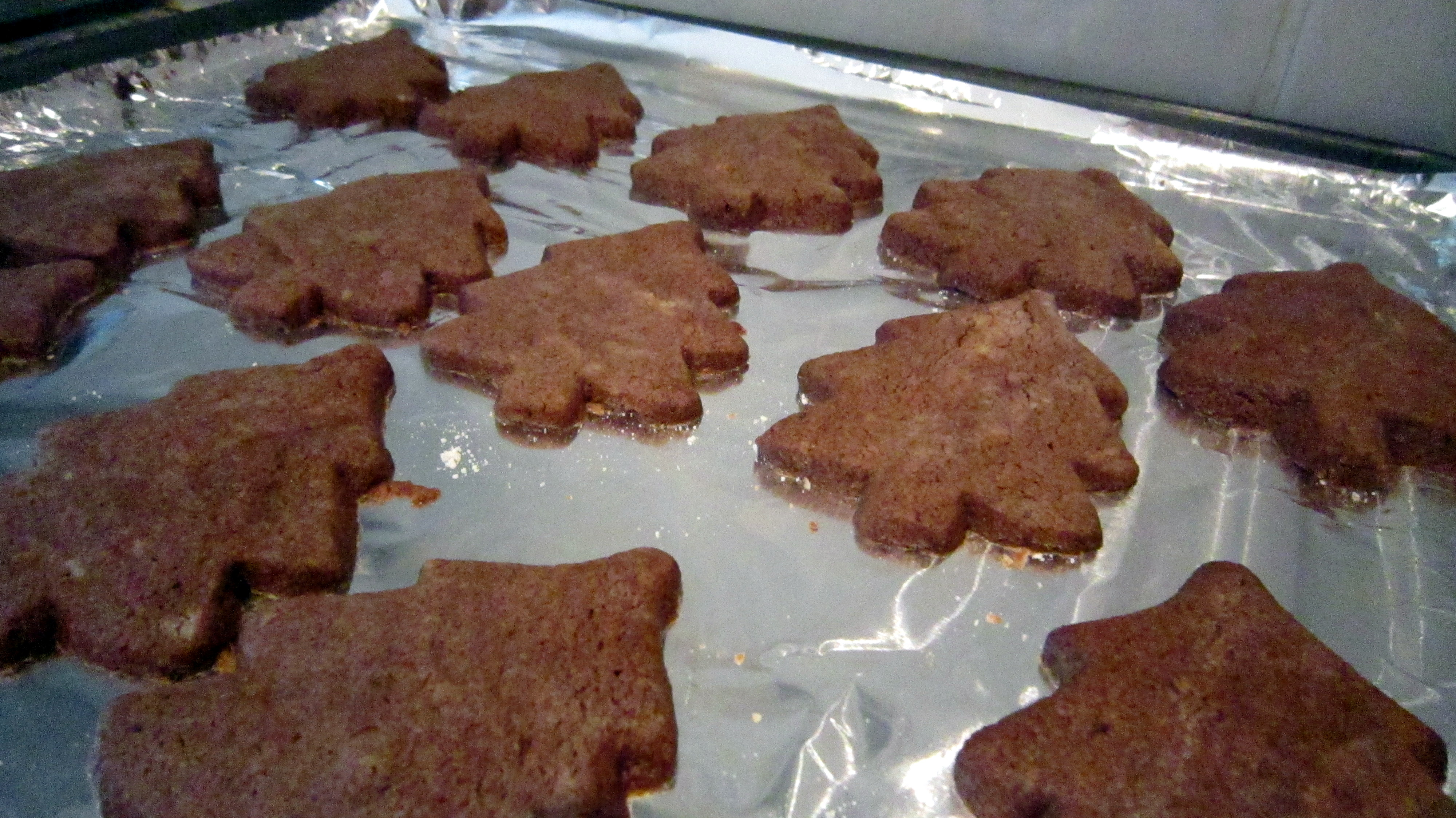 Spiced Christmas Biscuits are one of the 20 recipes to be featured in my new eBook