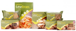 Sainsbury's FreeFrom range