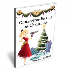 Gluten-free Baking at Christmas by The Happy Coeliac