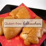 Gluten-free lebkuchen