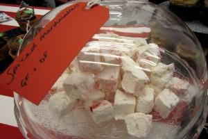 Spiced marshmallows