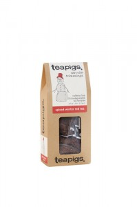 spiced winter tea from teapigs