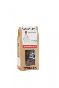 Product review: Spiced Winter tea from teapigs