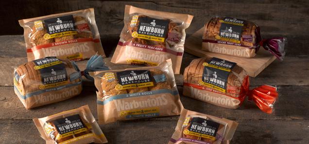 Newburn Bakehouse range of products