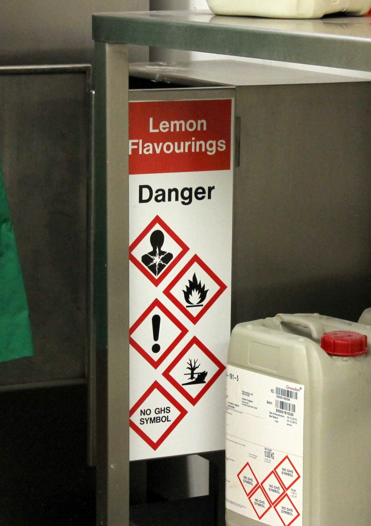 dangerous lemon