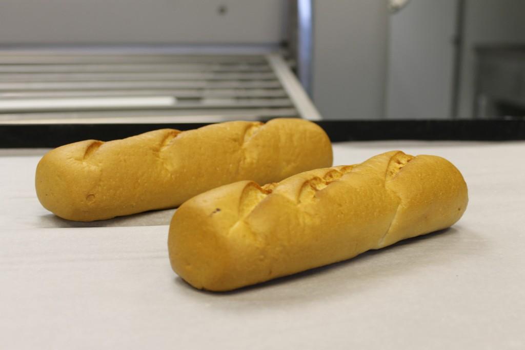Newburn Bakehouse baguettes