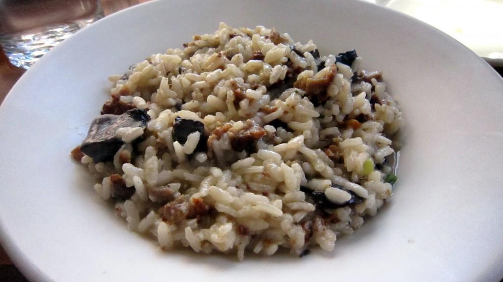 risotto at risotteria