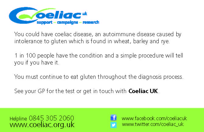coeliac uk sheet