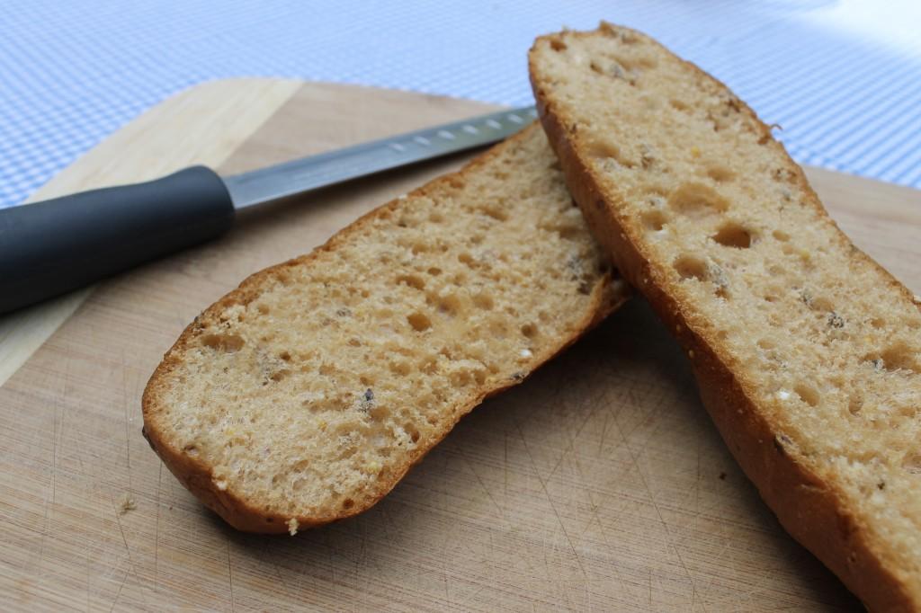 newburn bakehouse seeded baguette