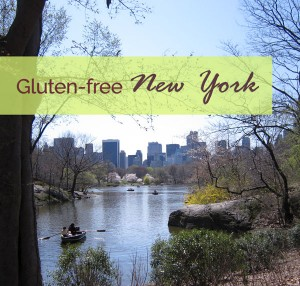 Gluten-free in New York: A Summary