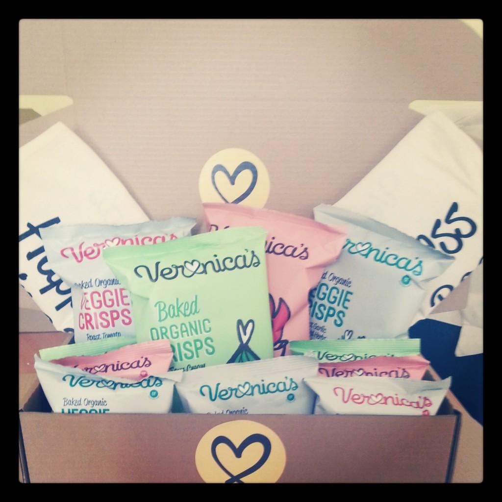 Veronica's Snacks giveaway
