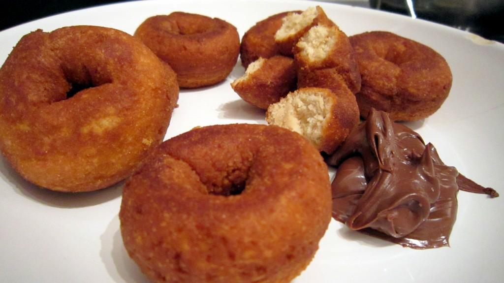 Gluten-free doughnuts 2