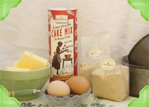 honeybuns cake mix