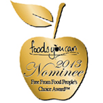 Vote for me in The Free-From People's Choice Awards 2013!