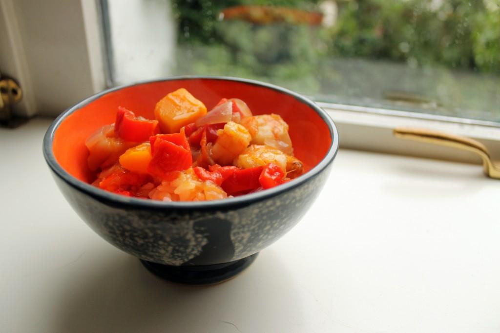 gluten free pumpkin curry