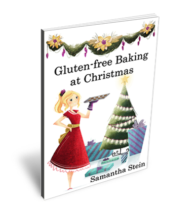Gluten free Baking at Christmas