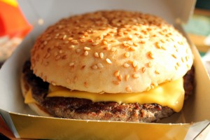 Review: McDonald's trials gluten-free burgers in the Netherlands!