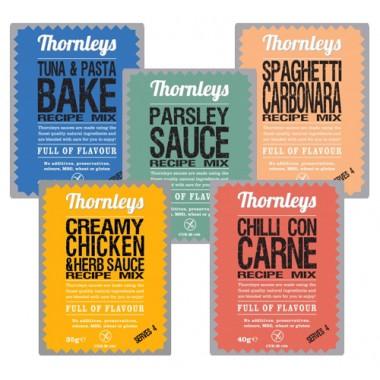 thornleys gluten free sauces