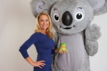 Melissa and Koala