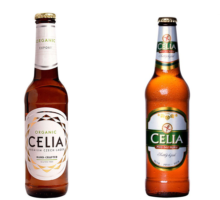 old versus new celia branding
