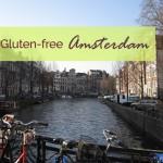 Gluten free Amsterdam