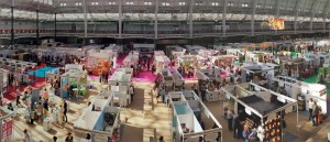 Panorama of the allergy show