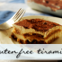 How to make gluten-free tiramisu