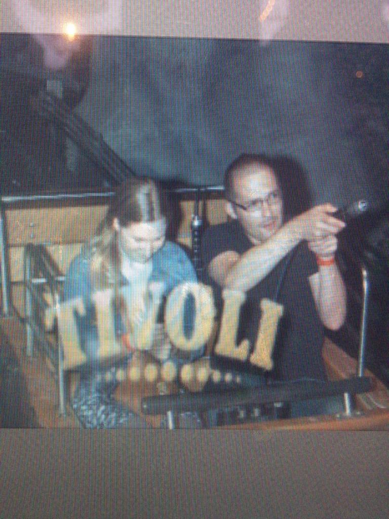 Pew pew at Tivoli