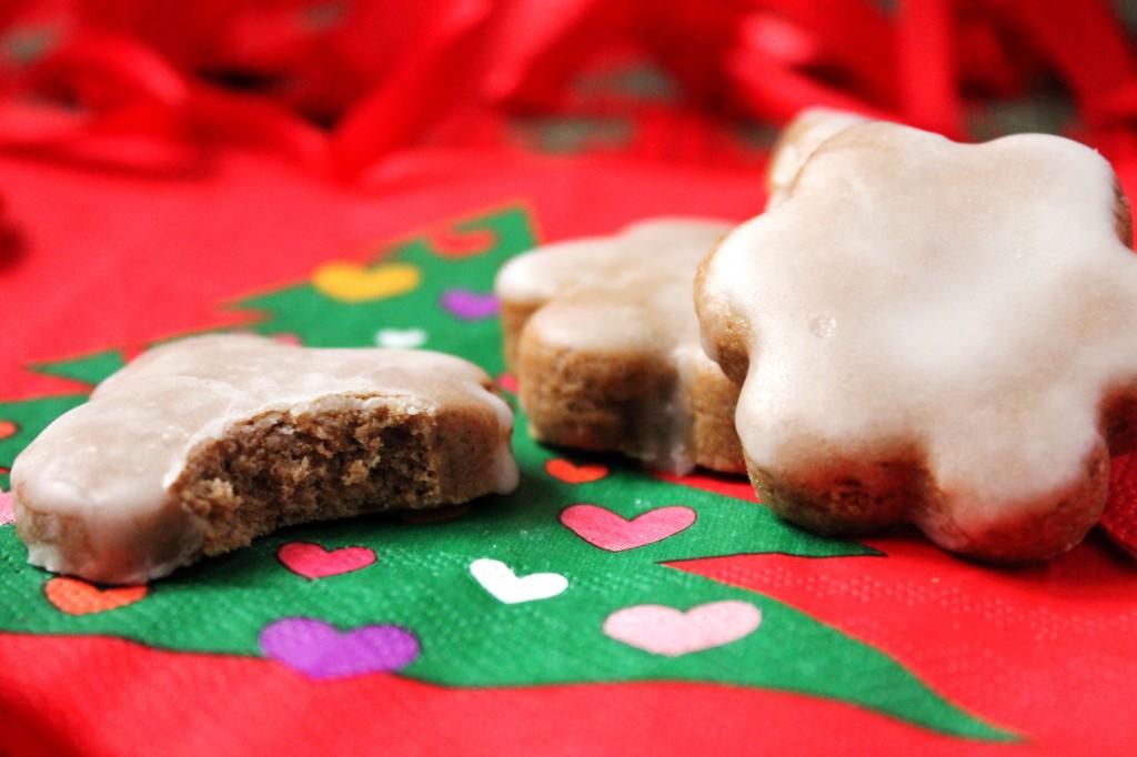 Gluten free lebkuchen by The Happy Coeliac