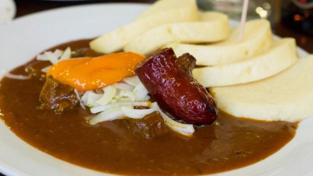 Review: Švejk Restaurant U Karla, Prague