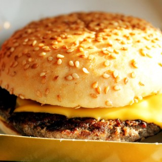 McDonald's Gluten-free Big Mac