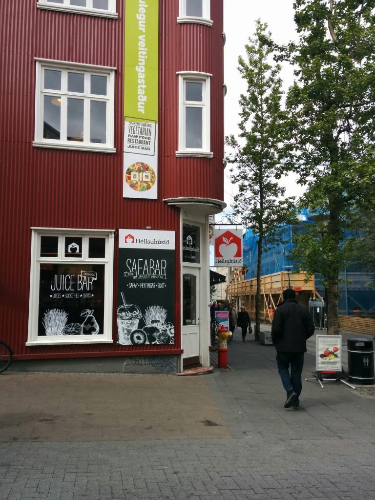 Glo and Heilsuhúsið