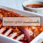 Korean Galbi Marinade