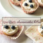 Low-carb raspberry skyr cheesecake bites